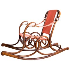 Wien Thonet Rocking Chair No.3