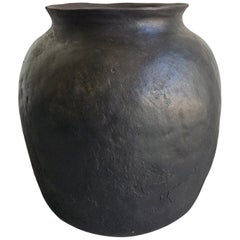 Blackened Pot from the Sierra Madre Mountains of Mexico