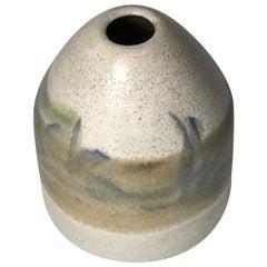 Carlo Zauli Grees Ceramic Vase, Italy