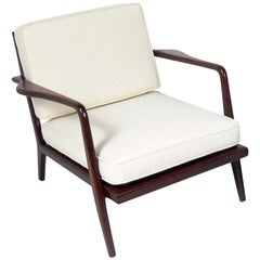 Modern Lounge Chair Designed by Mel Smilow