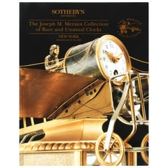 Sotheby's: The Joseph M. Meraux Collection of Rare and Unusual Clocks, 6/1993
