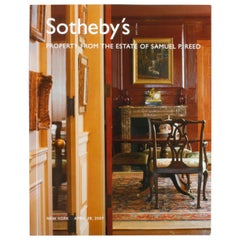 Sotheby's Property from the Estate of Samuel P. Reed, April 2007