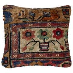 Vintage Carpet Pillow