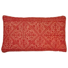 Moroccan Fez Embroidery Pillow