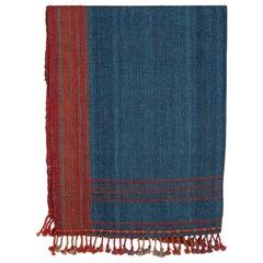 Kutch Handwoven Wool Throw