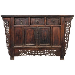 Qing Dynasty Side Chest