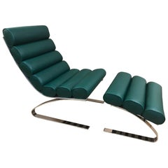 DIA Lounge Chair with Ottoman