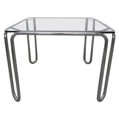 Marcel Breuer Tubular-Steel B10 Table