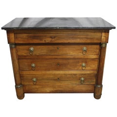 French 19th Century Empire Chest