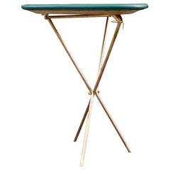 Vintage 1950s Bespoke 'Tripod' Table by Carl Auböck