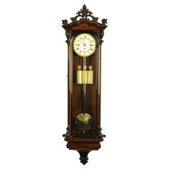 Vienna Regulator Wall Clock, Grande Sonnierre