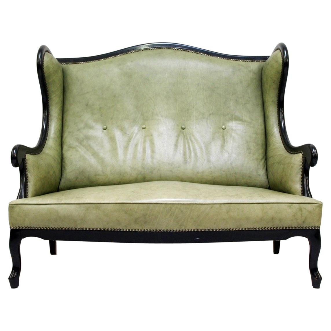 Vintage couch Yellow Chippendale Sofa Leather Antique Vintage Couch English Leather Sofa Alt Offerup Chesterfield English Sofa Leather Antique Vintage Couch Chippendale