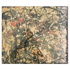 Jackson Pollock, Published by Abrams, 1989