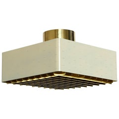 Paavo Tynell Flush Mount for Idman Oy