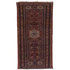 Fine Antique Qashqai Rug