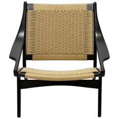 Illum Wikkelsø Lounge Chair from the 1950s