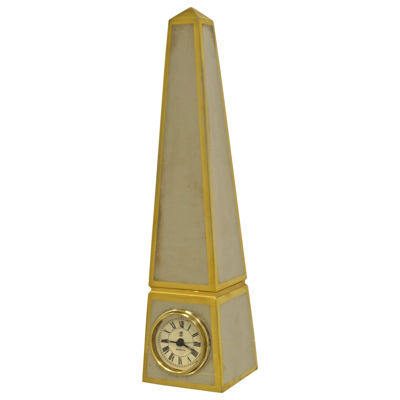 Obelisk Clock, Limited Edition