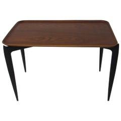 Willumsen and Engholm Tray Table for Fritz Hansen, Denmark