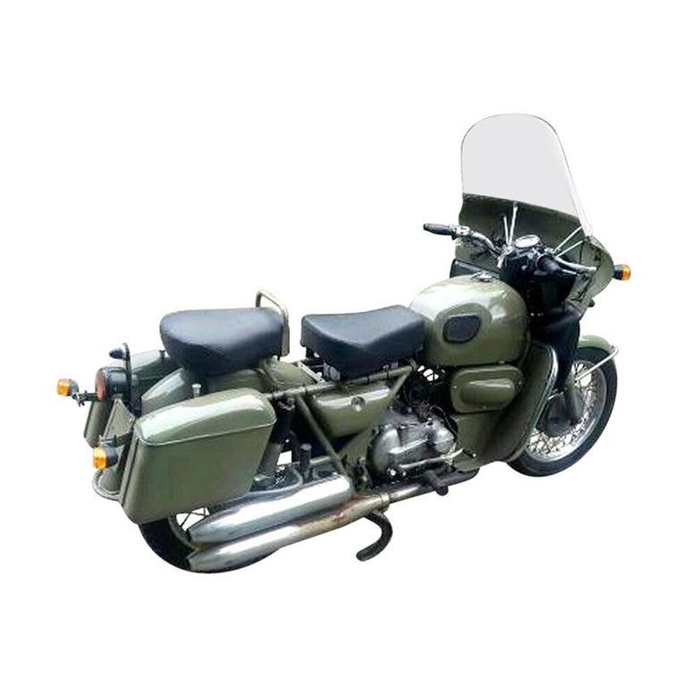 Moto Guzzi Nuovo Falcone Military 500cc 1972 For Sale