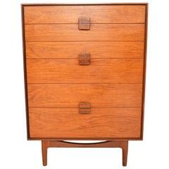 Ib Kofod- Larsen for G Plan Danish Range Highboy Dresser #1