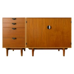 Pair of Midcentury Cabinets by Finn Juhl for Baker