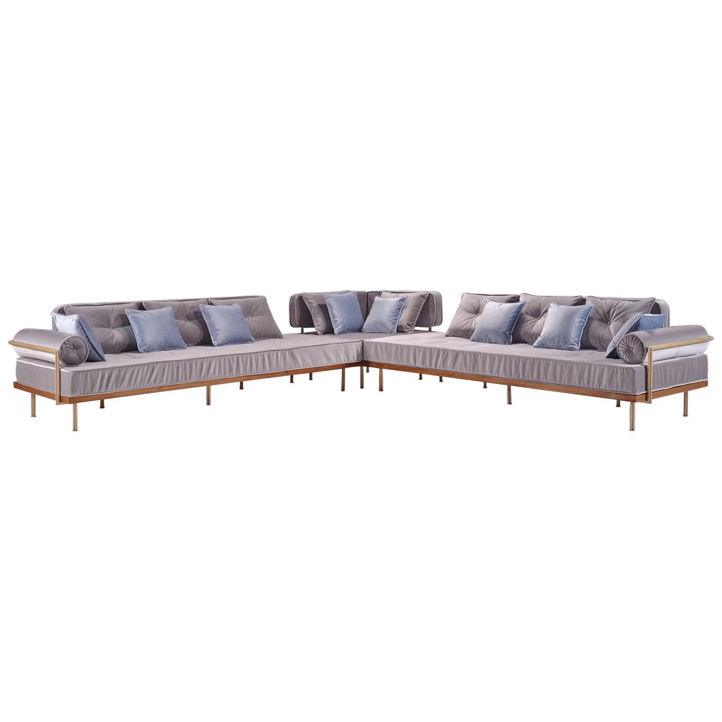 New And Custom Living Room Sets