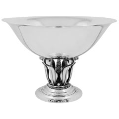 Vintage Georg Jensen Bowl 242 Johan Rohde