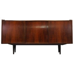 H. Christensen Sideboard Danish Design Retro