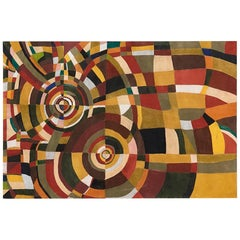 After Sonia Delaunay Large Painting