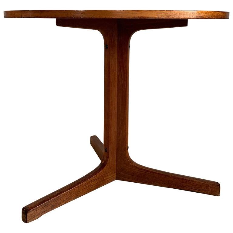 Hans C Andersen Teak Coffee Table, 1950s For Sale