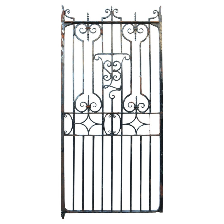 Home about Latest Items Delivery Contact Us Antique English Wrought Iron Garden For Sale