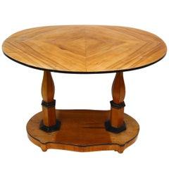 Biedermeier Side Table, Vienna, 1820s