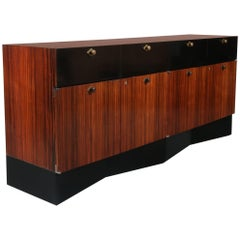 Large De Coene Top Series Sideboard, Belgium, 1960