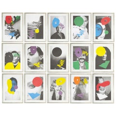 John Baldessari: in collaboration with among others Kaws, Ed Ruscha and Ai Weiei
