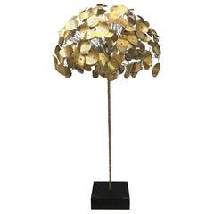 Curtis Jere Raindrop Series Tree Sculpture