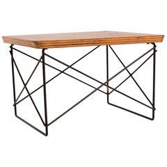 Vintage Charles Eames 'LTR' Side Table for Herman Miller, Mid-Century, American