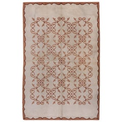 Mid 20th Century European Carpet, Modern Style