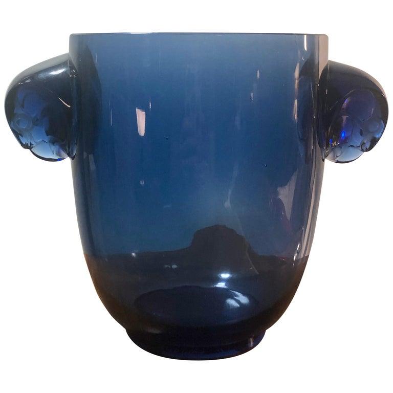 René Lalique Albert vase, 1925, offered by BG Arts