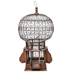 Victorian Style Ornamental Bird Cage