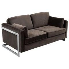 Milo Baughman Loveseat or Sofa