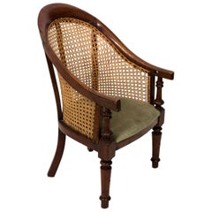 Victorian Cane Back Child's Chair