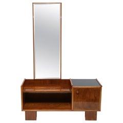 Art Deco Floor Mirror