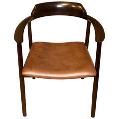Andrianna Shamaris Modern Curve Chair