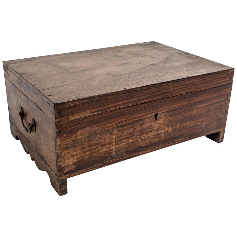 Wooden Box For Sale