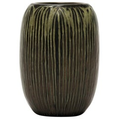 Axel Salto Stoneware Vase for Royal Copenhagen