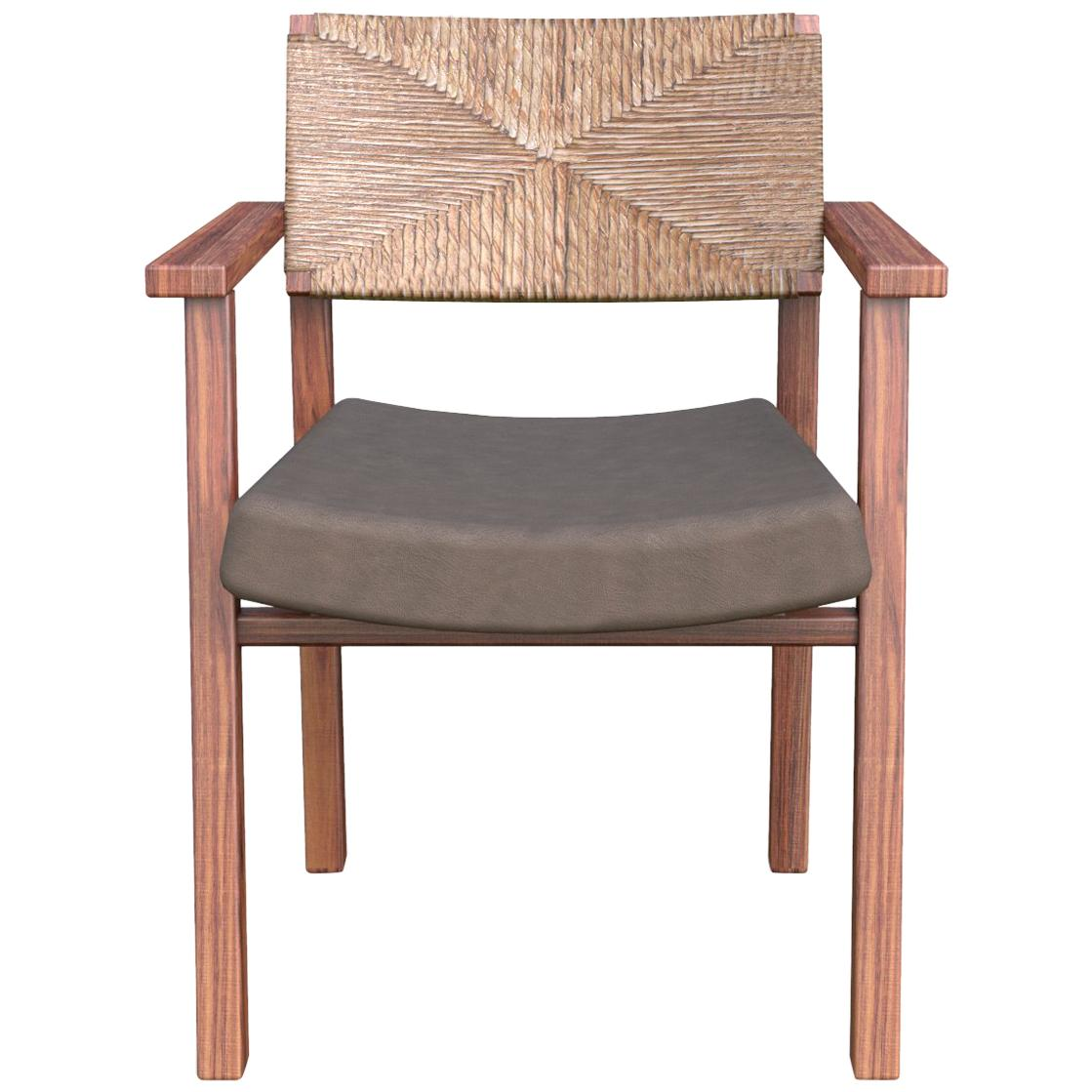 Lago Dining Chair, Contemporary Mexican Design