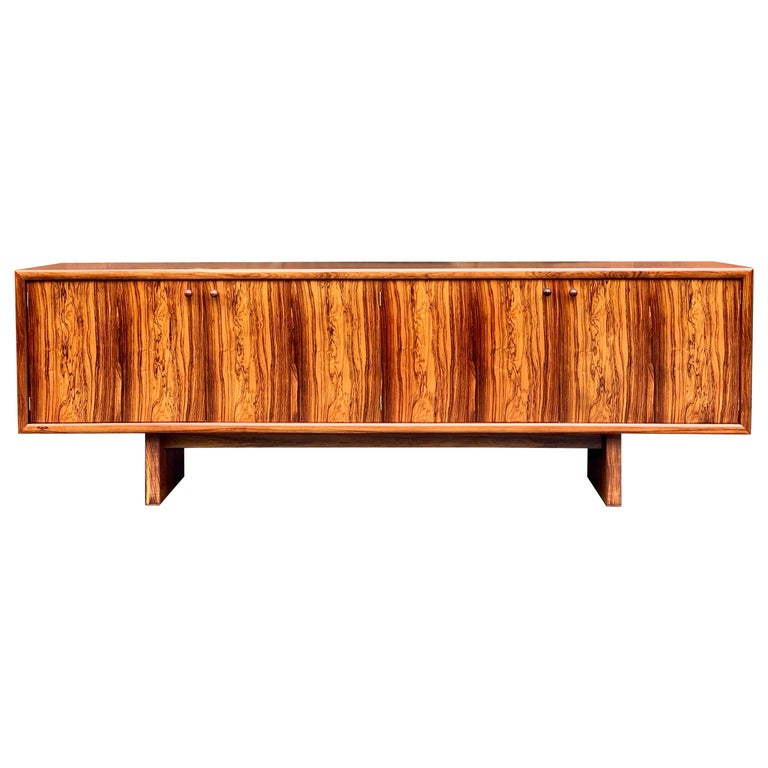 Rosewood Sideboard or Buffet Gordon Russell Martin Hall Marlow Range, 1970 For Sale
