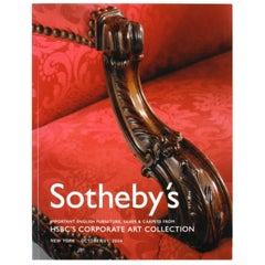 Sotheby's: New York Important English Furniture, Silver & Carpets from HSBC