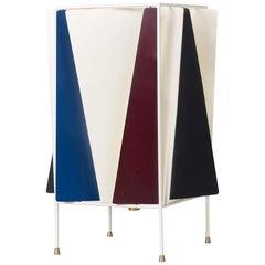 Greta Grossman B-4 Table Lamp, French Blue