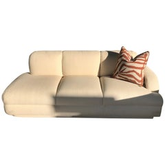 Vintage Modern Steve Chase Sofa Made by A. Rudin